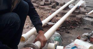 Sửa chữa điện nước tại Khu Đô Thị Việt Hưng