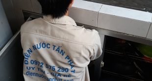 Sửa chữa điện nước tại Khu Đô Thị Sài Đồng