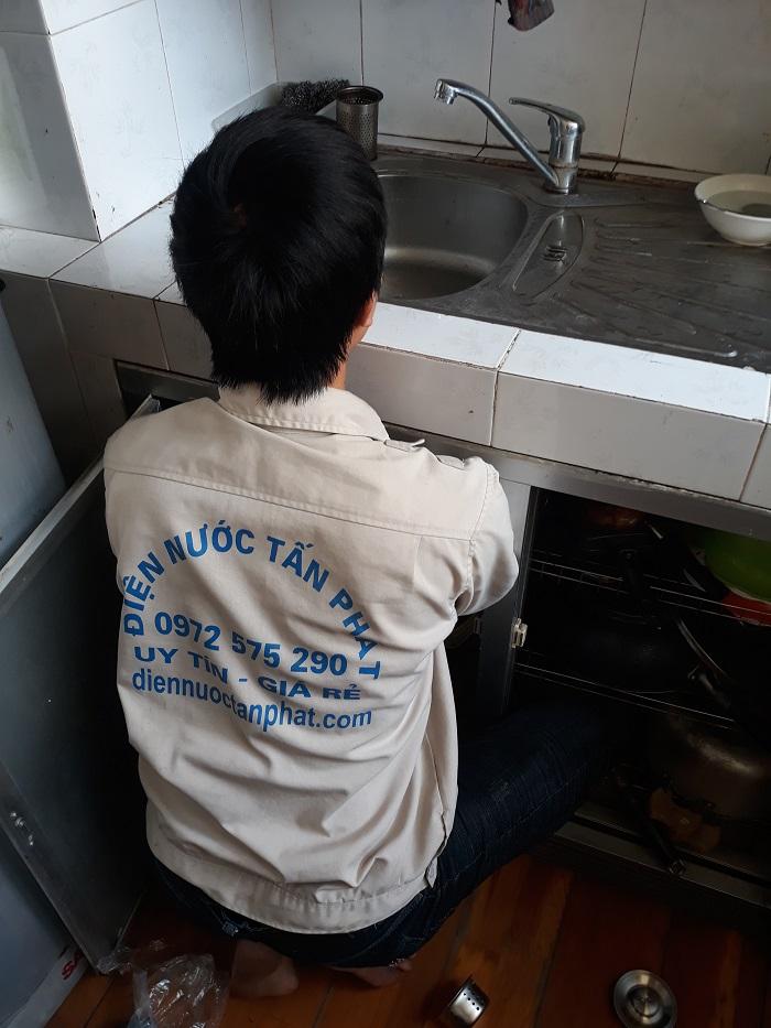 thợ sửa điện nước tại phố Vọng