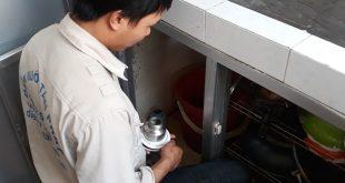 thợ sửa chữa điện nước tại khu đô thị Times City