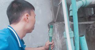 Sửa chữa điện nước khu đô Thị Nam Trung Yên cầu giấy Hà Nội