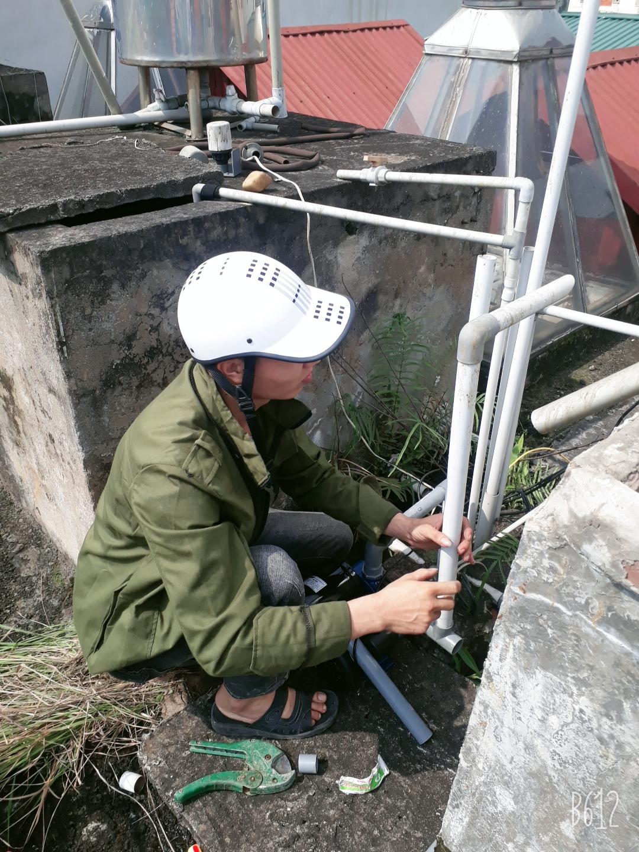 Sửa chữa điện nước khu tập thể Nghĩa Tân