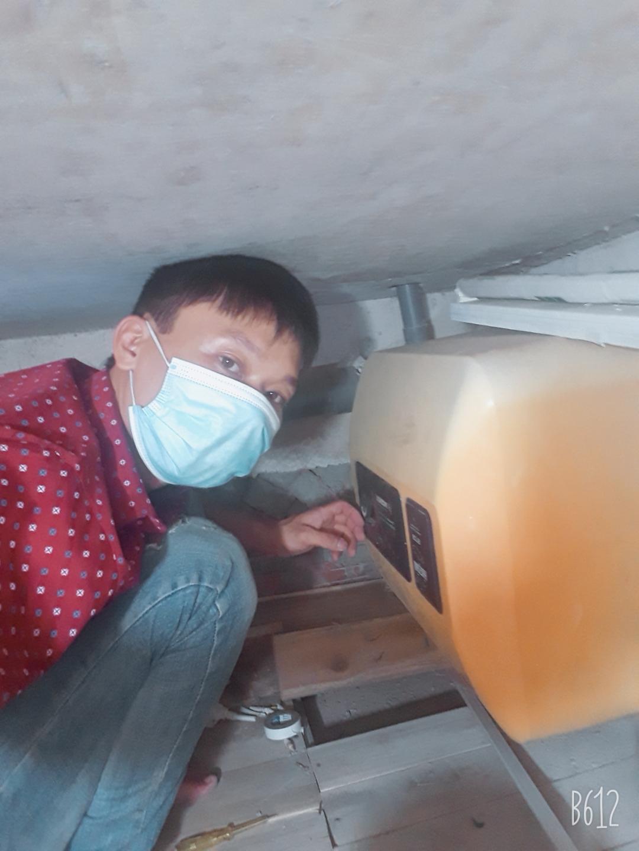 sửa bình nóng lạnh giá rẻ bán đảo Linh Đàm