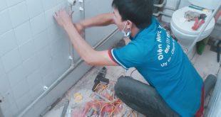 Sửa chữa điện nước tại Thanh Xuân Bắc